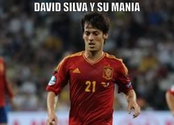 Enlace a Manías de David Silva