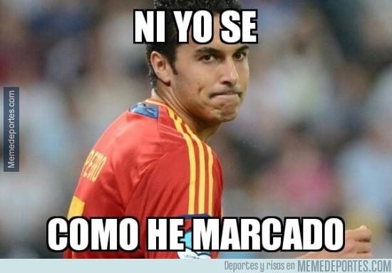 384865 - Gol de Pedro, ¿en serio?
