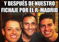 Enlace a Y después de nuestro fichaje por el Real Madrid