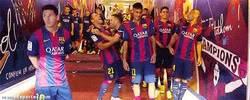 Enlace a Messi: Te lo juro, no los conozco de nada