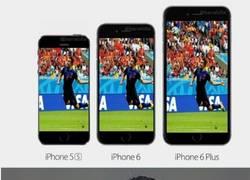 Enlace a A Van Persie también le gusta el nuevo iPhone