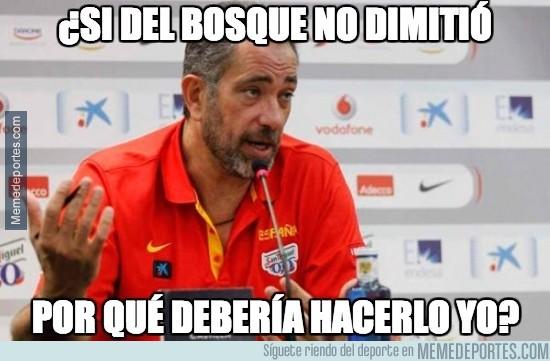 385659 - Si Del Bosque no dimitió...