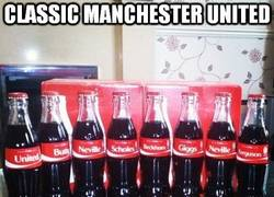Enlace a Classic Manchester United