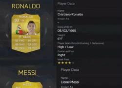 Enlace a GIF: Cristiano Ronaldo está muy indignado con el FIFA