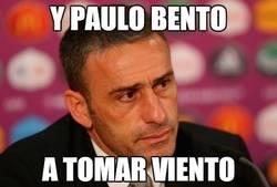 Enlace a Paulo Bento dimite como Seleccionador de Portugal