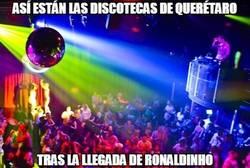 Enlace a Así están las discotecas de Querétaro