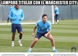 Enlace a Lampard titular con el Manchester City