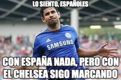 Enlace a Diego Costa sigue en racha con el Chelsea, y ya van 5 goles en 4 partidos