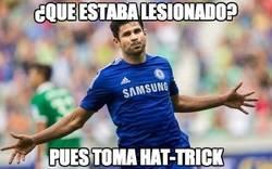 Enlace a Diego Costa se vuelve a salir en el Chelsea