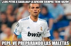 Enlace a Pepe, ve preparando las maletas