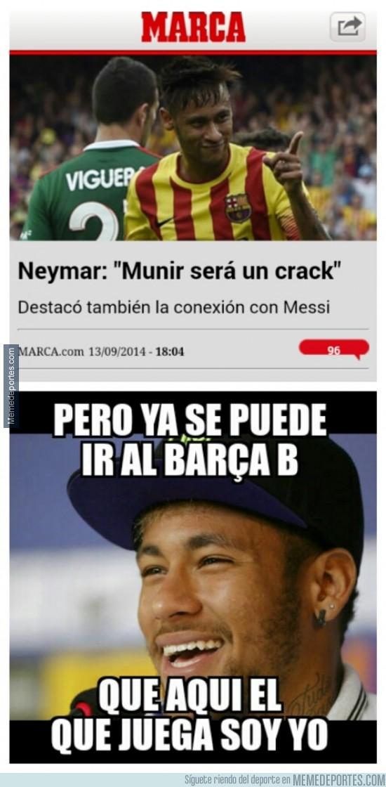 387068 - Lo que quiso decir Neymar