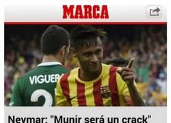 Enlace a Lo que quiso decir Neymar