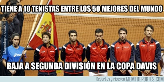 387514 - Primero el fútbol, luego el baloncesto, y ahora el tenis. No es el año de España