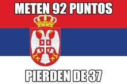 Enlace a La gesta de Serbia era imposible