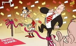 Enlace a La inauguración del nuevo Manchester United