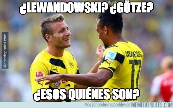 388264 - Cambian de caras, siguen arrasando. Borussia Dortmund