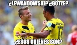 Enlace a Cambian de caras, siguen arrasando. Borussia Dortmund