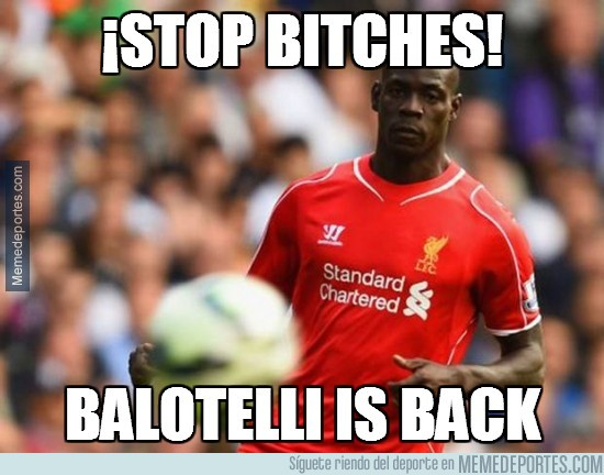 388299 - Balotelli is back