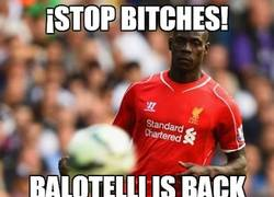 Enlace a Balotelli is back