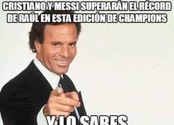 Enlace a Esta temporada el récord de Raúl quedará obsoleto