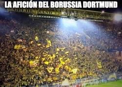 Enlace a La afición del Borussia Dortmund lo ha vuelto a hacer