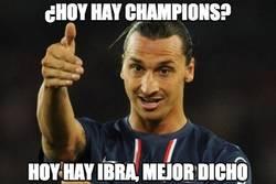 Enlace a ¿Hoy hay Champions?