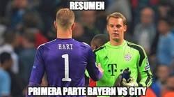 Enlace a Duelo de porteros en el Bayern - Manchester City