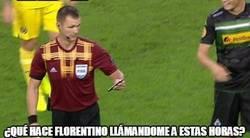 Enlace a ¿Florentino llamando en mitad del partido? Sé más disimulado, hombre
