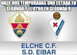 Enlace a Elche - Eibar