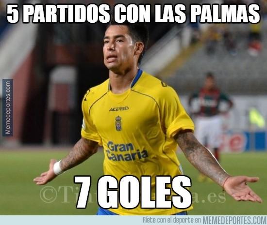 389802 - 5 partidos con las Palmas