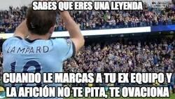 Enlace a La leyenda de Lampard