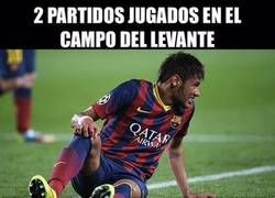 Enlace a Los récords de Neymar