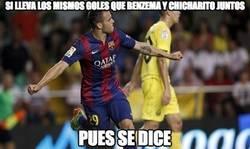 Enlace a Si Sandro lleva los mismos goles que Benzema y Chicharito juntos