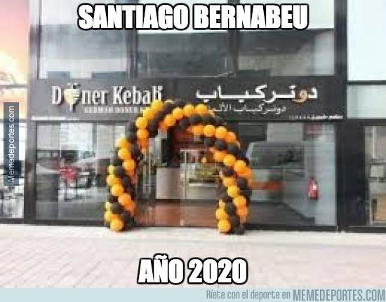 390582 - Abu Dhabi Santiago Bernabéu, año 2020
