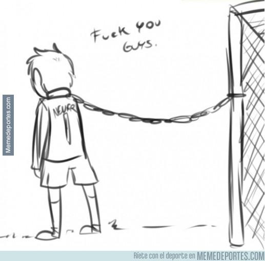 390679 - Guardiola tomará medidas para evitar las salidas de Neuer