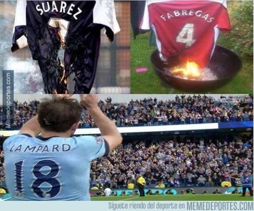 390739 - Chelsea, un club que no olvida a sus estrellas