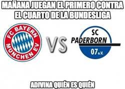Enlace a Mañana juegan el primero contra el cuarto de la Bundesliga