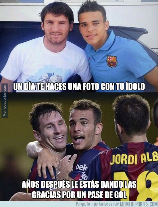 390893 - Sandro y Messi