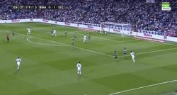 Enlace a GIF: Poco le dura la alegría al Elche, gol de Bale que empata