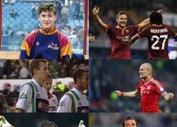 Enlace a Del debut hasta hoy de algunos de los mejores futbolistas [Parte 2]