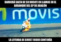 Enlace a La leyenda de Ghost Rider continúa
