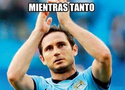 Enlace a Y Lampard sigue a lo suyo