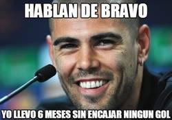 Enlace a Hablan de Bravo, ¿pero y Valdés qué?