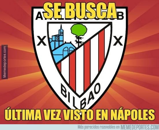 393327 - El Athletic de Bilbao perdiendo 2-0 contra el Bate Borisov