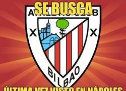 Enlace a El Athletic de Bilbao perdiendo 2-0 contra el Bate Borisov