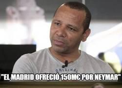 Enlace a El padre de Neymar liándola de nuevo