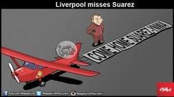 Enlace a ''Aficionados'' del Liverpool sobrevolarán el Camp Nou con este mensaje