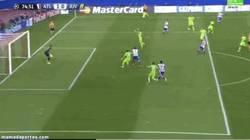 Enlace a GIF: ¡Arda adelanta al Atlético y bate por fin a Buffon!