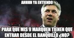 Enlace a Ancelotti ya lo ha entendido