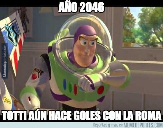 394018 - Totti aún hace goles con la Roma